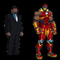 Amalgam: Cyber Man by BobbenKatzen