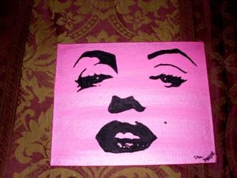 Marilyn Monroe by agogo138