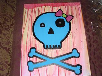 Cute Bone Head by agogo138