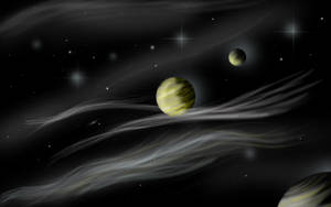 Outer space by neethea