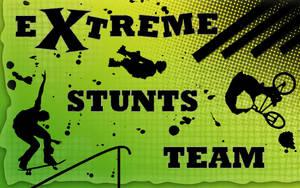 extreme stunts team by neethea