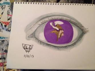 eye of the viking by tigerstar44