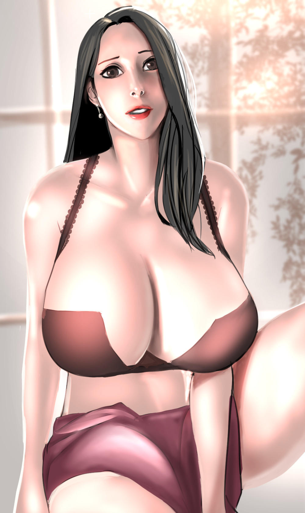 Luming Realistic CG by ScarlettAnn1028