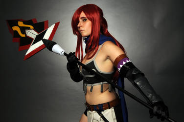 Fear the power of explosion by SCARLET-COSPLAY