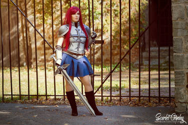 On Guard Duty by SCARLET-COSPLAY