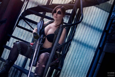 Quiet Sniper by SCARLET-COSPLAY