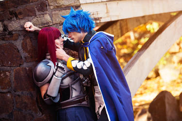 Love at first sight by SCARLET-COSPLAY