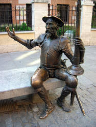 Don Quijote by Autodidacta