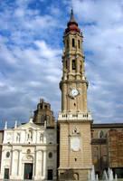 Torre de la Seo by Autodidacta