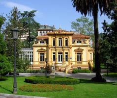 Villa Magdalena by Autodidacta