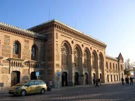 Edificio de viajeros by Autodidacta
