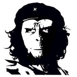 Homage to Planet of the Apes by yazbo