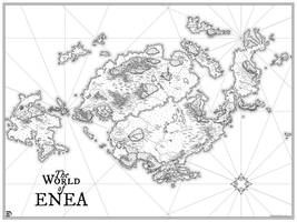 The World of Enea by DanielHasenbos