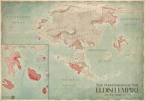 Possessions of the Eldish Empire by DanielHasenbos