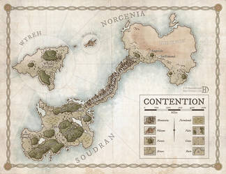 Contention by DanielHasenbos
