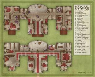 Mayoral Mansion by DanielHasenbos