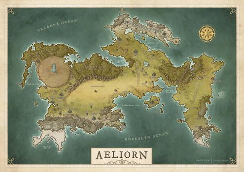 Aeliorn by DanielHasenbos