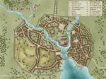 The City of Hofendal by DanielHasenbos