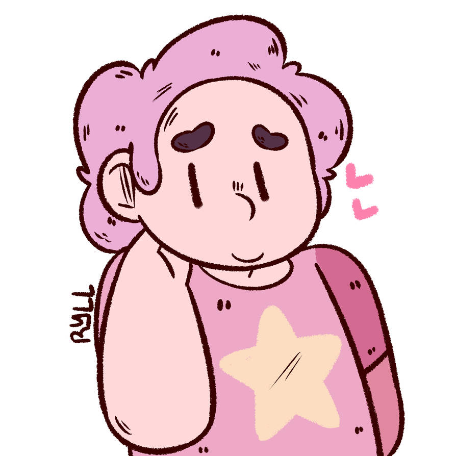 Gotta doodle some more pink-haired Steven soon!!
