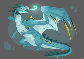 Dragon breath by etrii