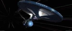 Star Trek - Boldly Go by Tenement01