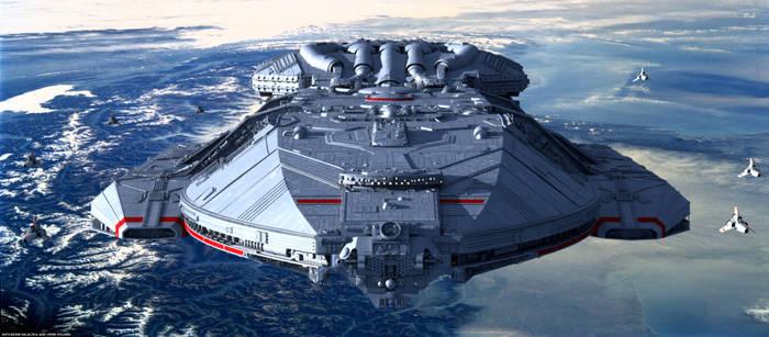 Battlestar Galactica: Guardians by Tenement01