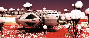 Space: 1999 - Piri by Tenement01