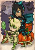 Starfighter Halloween by AcheronHades