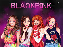 BLACKPINK by RavenMomoka