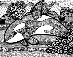 Lines of the Orca (SOLD) by HGCreations