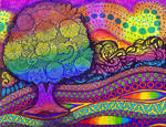 Field of Color by HGCreations