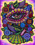 Hummingbird Eye (FOR SALE) by HGCreations