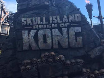 Skull Island by TigerCatE1