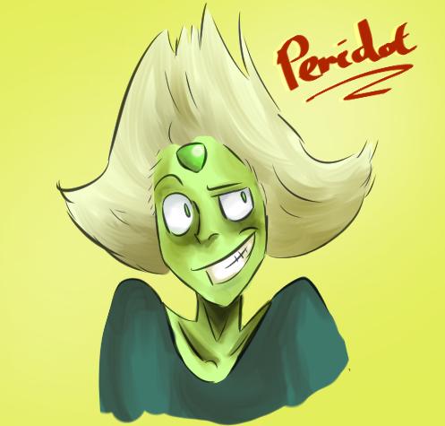 I still love this green dorito