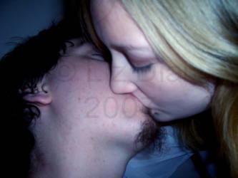 The Kiss by skittlesgenesis