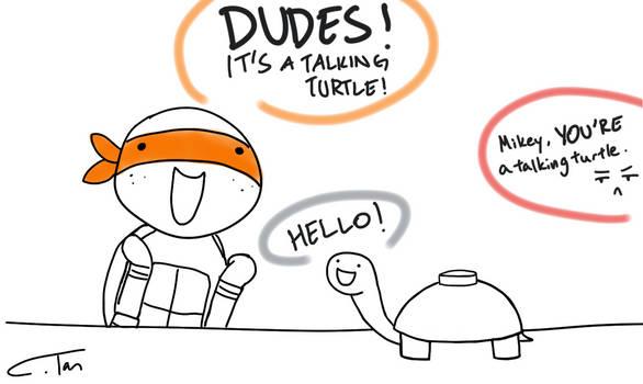 Mine Turtle By Derpsonmuffinpants On Deviantart