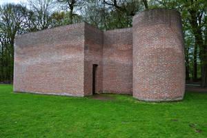 Stone Building by FrankAndCarySTOCK