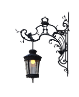 Hanging Lamp1 PNG by FrankAndCarySTOCK