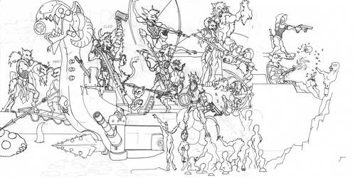 Legends Of Drakkar UPDATE 2 by marcioo9