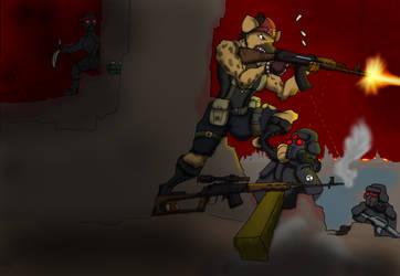 Vice battle by marcioo9