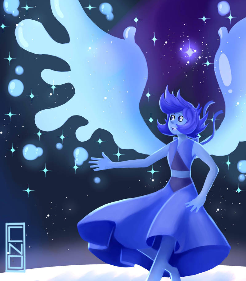 I love lapis, But it suck that everyone pushes her around. I hope she comes in later episodes.