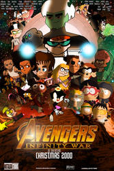 Avengers: Infinity War by Bearquarter2008