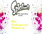 Splatoon The legendary scrolls (Book 1 cover) by StarTheInklingDraws