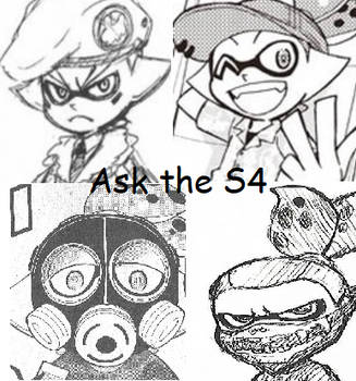 Ask the S4 (New title) by StarTheInklingDraws