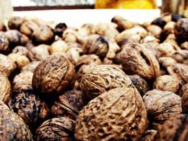 nuts by Ewilyn