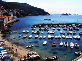 Dubrovnik by Ewilyn