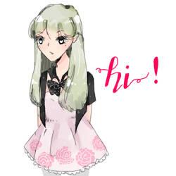 ..:: hi ::.. by Aswad-Kuro