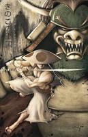 Ronin of the Mushroom Kingdom by jpzilla