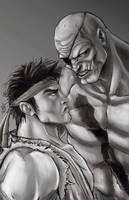 Street Fighter - The Legend Begins by jpzilla