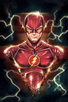 The Flash by jpzilla